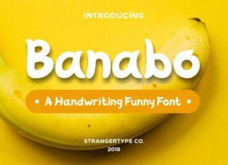 Banabo Font