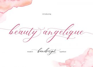 Beauty Angelique Script
