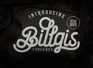 Billgis Font Duo