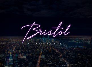 Bristol Signature Font