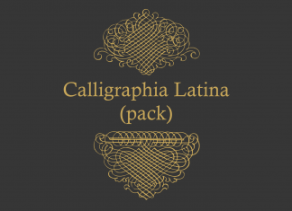 Calligraphia Latina Pack Other Font
