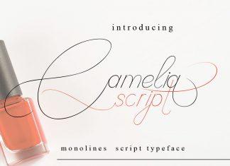 Camelia Script Font