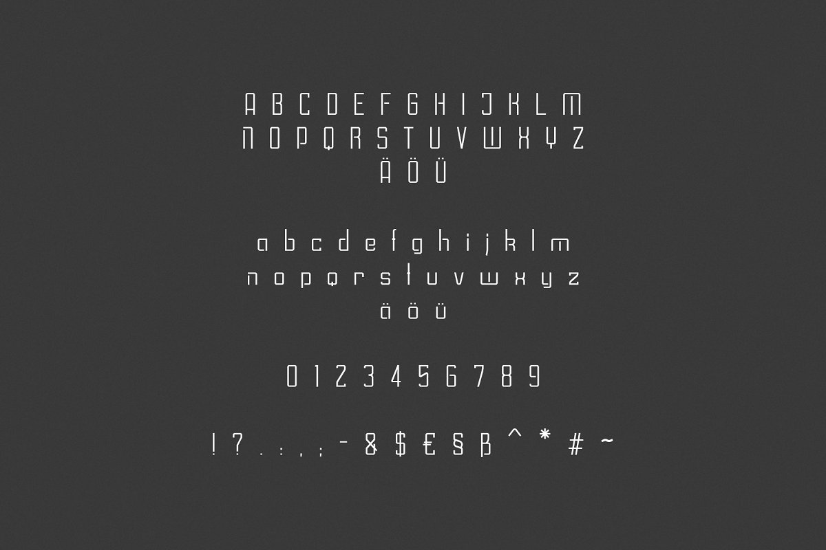 Chiron Font