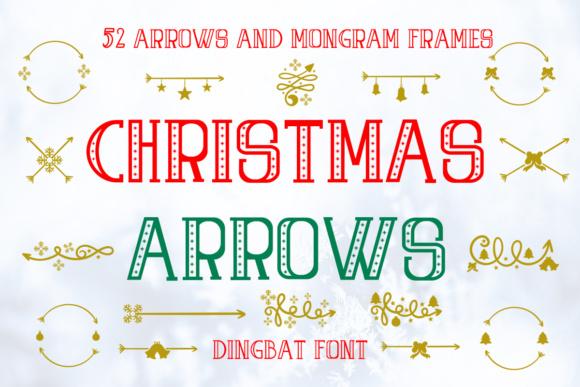 Christmas Arrows
