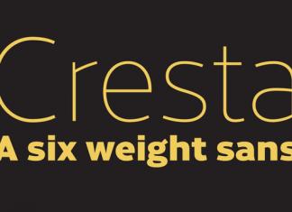 Cresta Font Family