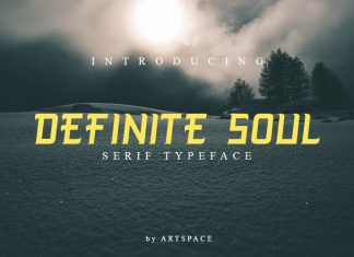 DEFINITE SOULOther Font