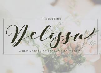 Delissa Script Font