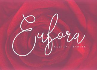 Eufora Elegant Script