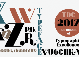 Evuschka Font