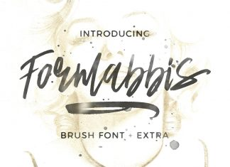 Formabbis Font Family