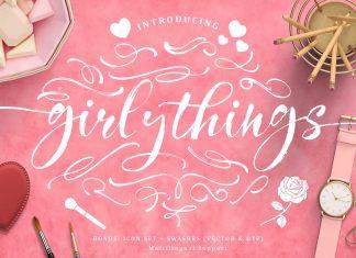 Girly Things Script