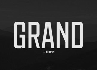 Grand Font Family