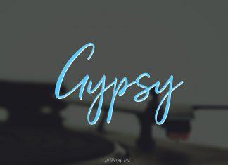 Gypsy Script Font