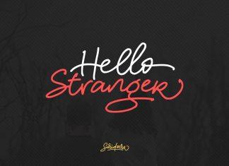 Hello Strangerb Font