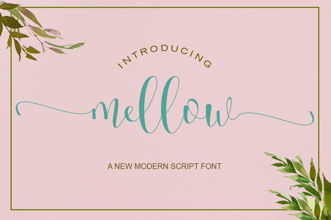 mellow Other Font