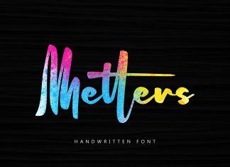 Metters Font
