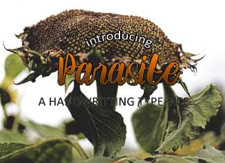Parasite Font