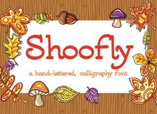 PN Shoofly Script Font