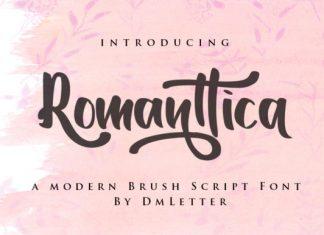 Romanttica Font