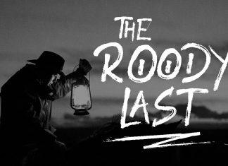 ROODY LAST Regular Font