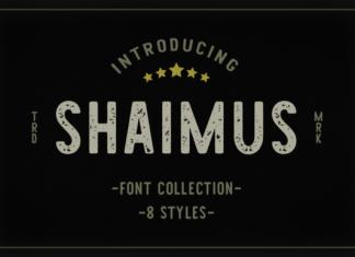Shaimus Font Family