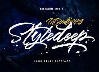 Styledeep Font