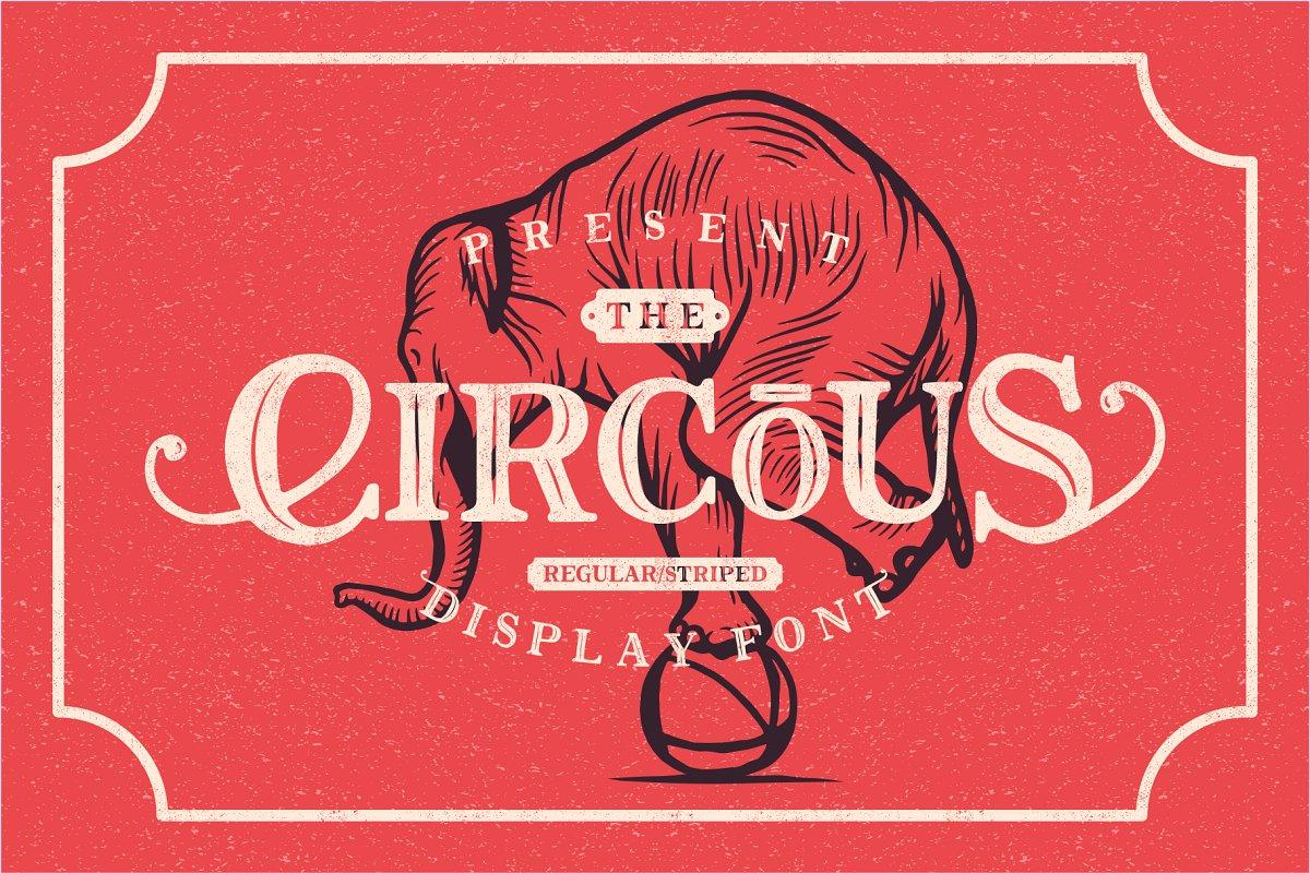 The Circous Font