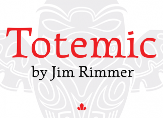 Totemic Font