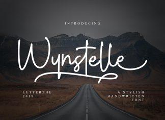 Wynstelle Script Font