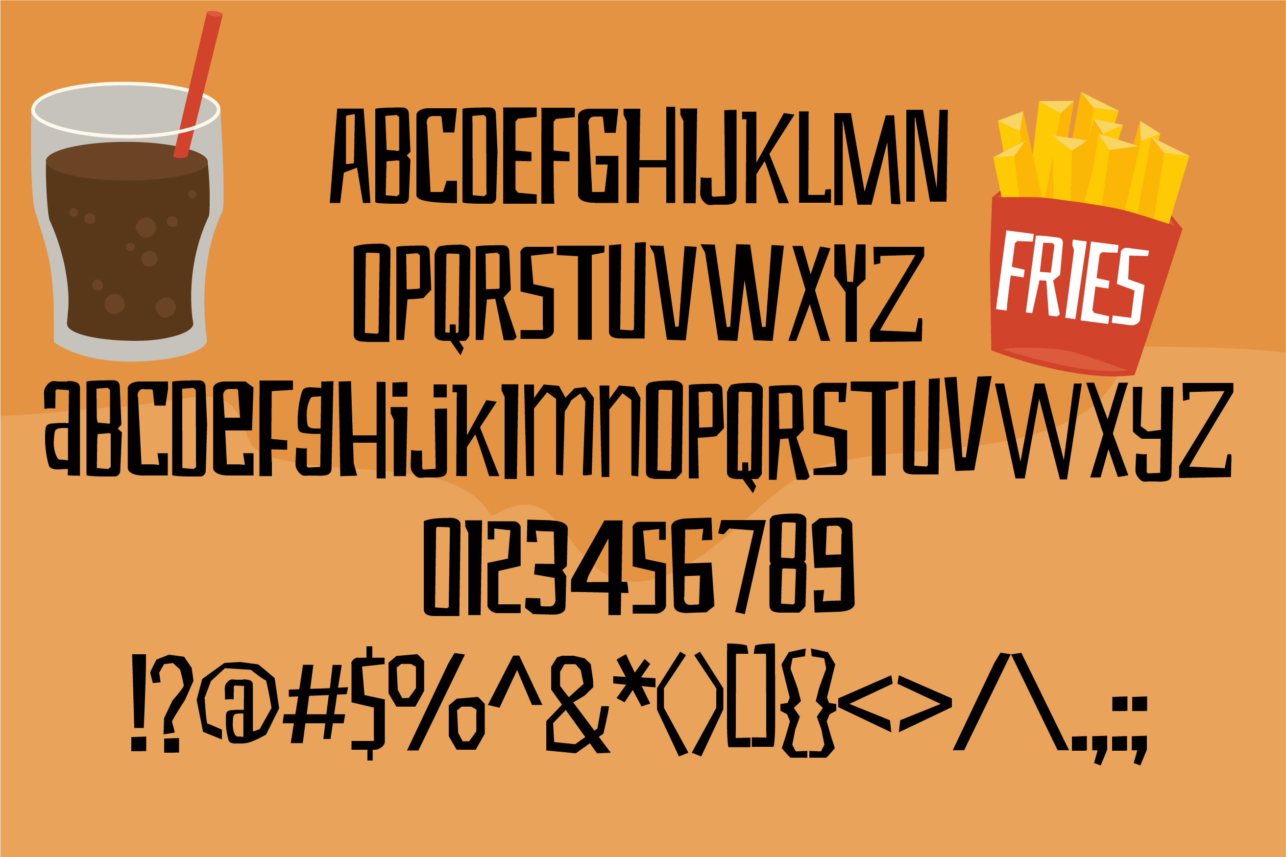 ZP Hangry Regular Font
