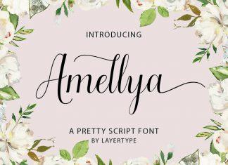 Amellya Script,Amellya, Script