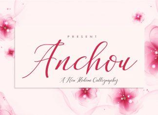 Anchou Font
