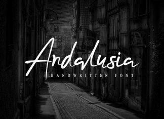 Andalusia Modern Script
