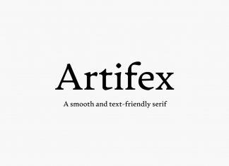Artifex CF text-friendly serif font