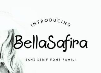 Bella Safira Font