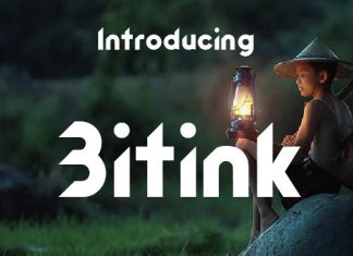 Bitink Font