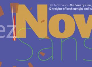 Dez Now Sans Font Family