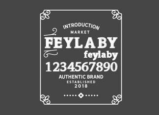 Feylaby Font