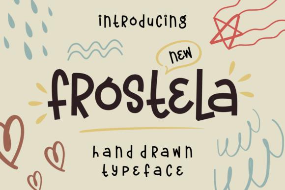 Frostela Font