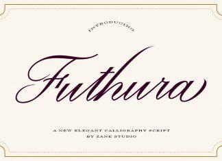 Futhura Script Font