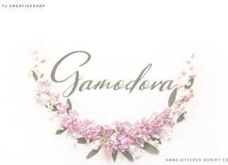 Gamodora Font