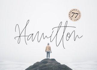 HAMILTON SIGNATURE