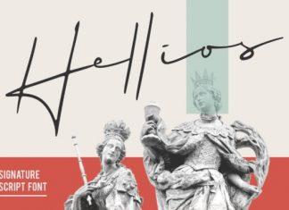 Hellios Font
