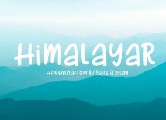 Himalayar Font