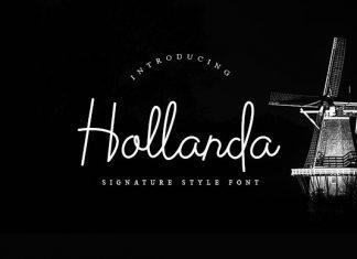 Hollanda Script