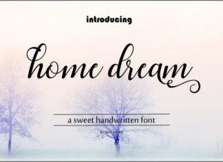 Home Dream Script