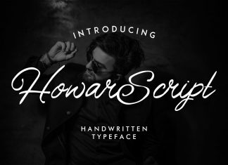 Howar Script | Elegant Handwritten