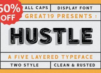 HUSTLE Font