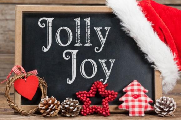 Jolly Joy Font
