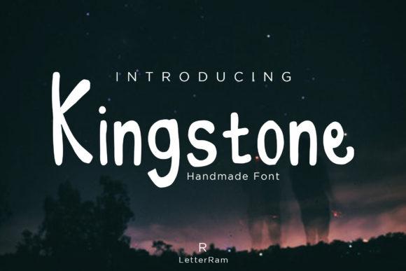 Kingstone font
